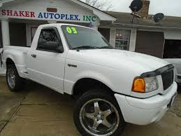 2003 ford ranger reg cab 3 0l xl shaker autoplex inc used