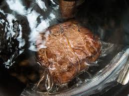 recette cuisine sous vide la cuisson sous vide à juste température chez food