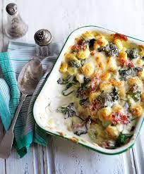 Pumpkin Gnocchi Recipe Uk by Ricotta And Cavolo Nero Gnocchi With Sage Butter Delicious Magazine