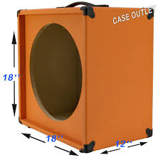 Empty 1x10 Guitar Cabinet by Guitar Speaker Ebay