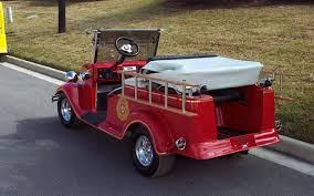 100 Fire Truck Golf Cart Dept Gifts Hot Trending Now
