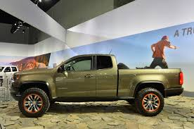 Chevrolet Colorado ZR2 Concept: LA 2014 Photo Gallery - Autoblog 42017 2018 Chevy Silverado Stripes Accelerator Truck Vinyl Paint Colors 2014 Best Of Chevrolet Suburban 1500 Pricing Cual Es El Color Red Hot Del New Camaro Camaro5 Camaro Toughnology Concept Top Speed White Diamond Tricoat High Country Dealer Pak Leather Interiors Inspirational Classic Square Body 4x4 Old School 3 Lift Retro Color Pewter Matched Door Handles 50 Shipped Obo Performancetrucks Traverse Pre Owned 2015 Rocky Ridge Attitude Edition With Black