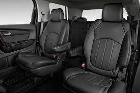 Suvs With Captain Chairs Second Row by 2012 Gmc Acadia Reviews And Rating Motor Trend