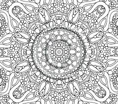 Full Image For Detailed Coloring Pages Free Printable Abstract Adults Horse
