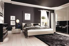 40 Beautiful Black White Bedroom Designs Modern Master