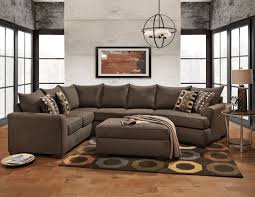 Cuddler Sectional Sofa Canada by Affordable Furniture Essence Earth Sectional Sofa 5750 Savvy