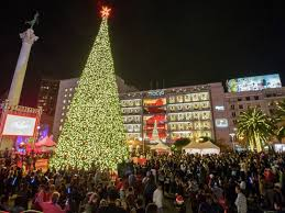 Holiday Parades Tree Lighting Ceremonies NorCal Weekend