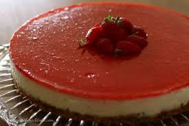 american cheesecake mit erdbeertopping ohne backen