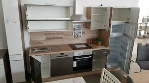 küchenblock 280cm lava hochgl m sonoma ohne elektroger