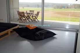 zementboden spachtelböden bad ohne fliesen fugenlos modern de