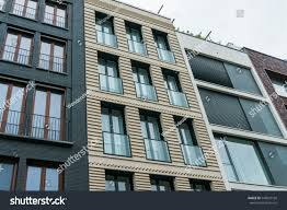 100 Townhouse Facades Detailed View Stock Photo Edit Now 549027160