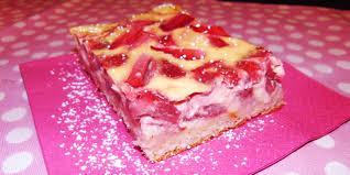 süße früchtchen erdbeer schmandkuchen fräulein ella