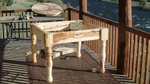 DIY Table Projects A Hit Through Osborne Wood Products Inc