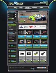 Custom EBay Storefront For Fast RC Parts. #rchobbystore | Rc Hobby ...