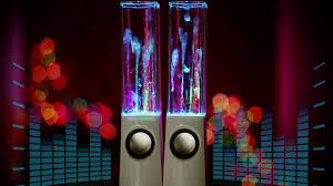 Lava Lamp Speakers Jcpenney by Dancing Water Speakers Walmart Com