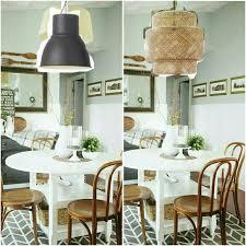 new dining room lighting ikea hektar pendant fearfully