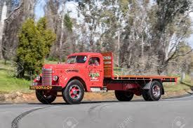 100 1947 International Truck Adelaide Australia September 25 2016 Vintage