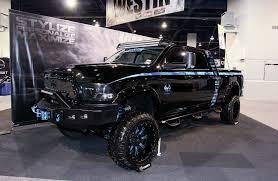 100 All Black Truck 2014 SEMA Show The HD Hub Photo Image Gallery