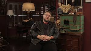 enter the world of guillermo toro with his new book cabinet of