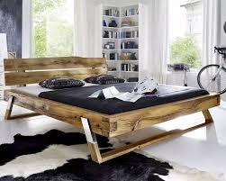 3s frankenmöbel forest massivholz balkenbett