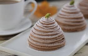 cuisine mont馥 蒙布朗 朗姆栗子 精品蛋糕 冷冻蛋糕 法式冷冻蛋糕 冷冻蛋糕厂家 馥斓