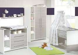 chambre bébé lit commode eco silber schardt lit et commode bébé