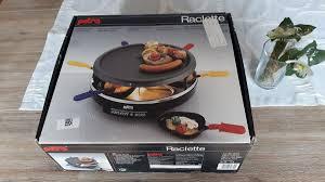 gebrauchter raclette grill in 53129 bonn für gratis zum