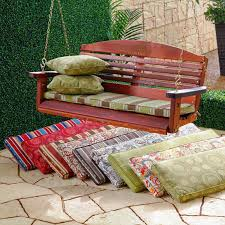 Sears Canada Patio Swing by Decorative Comfortable Porch Swing Cushions U2014 Jburgh Homes