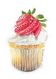cupcake drawing · Cupcake DrawingRealistic Drawings