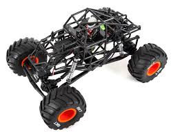 SMT10 MAX-D Monster Jam 1/10 4WD RTR Monster Truck By Axial ...