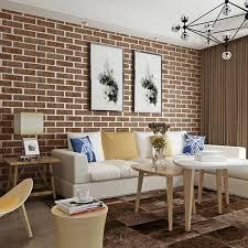 korea 4d ziegel textur vlies wand wohnzimmer dekorative tapete preis buy 4d wand tapete 4d wohnzimmer tapete korea tapete preis product on
