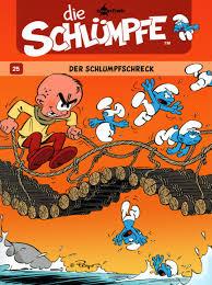 Issue 25 Der Schlumpfschreck