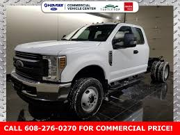 100 Ford 4x4 Truck New 2018 F250 Cab Chassis For Sale In Madison WI J0434