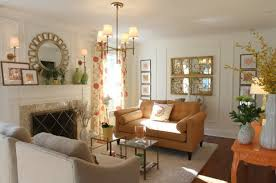 Mirror Wall Decoration Ideas Living Room For Exemplary Beautiful Decorating With