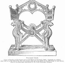 King Edward V11 Chair by Illustrated History Of Furniture By Frederick Litchfield