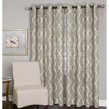 Walmart Grommet Top Curtains by Curtains Window Curtains Walmart Sears Kitchen Curtains Modern