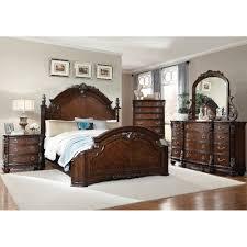 south hton bedroom bed dresser mirror king 99515