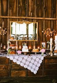 Autumn Inspired Wedding Dessert Tables 10
