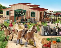 Best Horse Farm Toys Photos 2017 – Blue Maize Saddle Up With The Sleich Horse Club Riding Centre The Toy Insider Grand Stable Barn Corral Amazoncom Melissa Doug Fold And Go Wooden Ikea Hack Knagglig Crate For Horses Best Farm Toys Photos 2017 Blue Maize Breyer Stablemates Red Set Kids Ebay Life In Skunk Hollow Calebs Model How To Make Stall Dividers A Box Toy Horse Barns Sale Ideas Classics Country Wash Walmartcom Kid Friendly Youtube Traditional Deluxe Wood Cupola