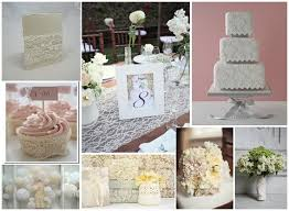 Vintage Lace Wedding Ideas