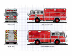 100 Fire Trucks Unlimited Pandemic Brand