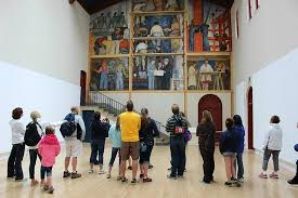 diego rivera mural institute picture of the real s f tour