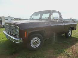 100 1978 Chevy Truck For Sale SWB Truck C10 12 Ton 2wd Short Bed