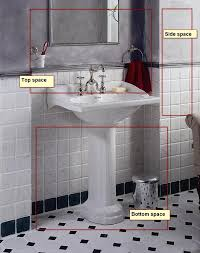 Pedestal Sinks For Small Bathrooms by 82 Best Pedestal Sink Storage Solutions Images On Pinterest