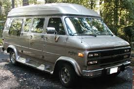 A Late Model Conversion Van Photos From Wikipediaorg