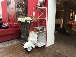 scooter regal roller mit regal für wohzimmer cafe bar händler