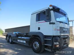 Used MAN 26.430 6x2 Palift Koukkulaite,ohj.teli Tow Trucks ...
