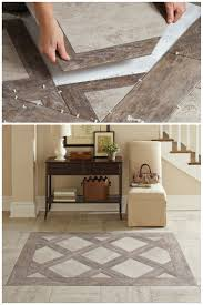 Small Foyer Tile Ideas by This Beautiful Montagna Rustic Stone Porcelain Tile Combines The