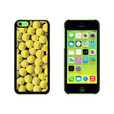 Buy Tennis Balls Snap Hard Protective Case for Apple iPhone 5C
