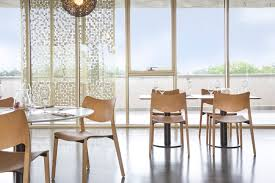 Crate And Barrel Basque Dining Room Set by Stua Basque Culinary Center
